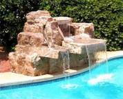 La cascade de piscine, j'adhère