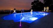 Eclairage de piscine : un plaisir à toute heure de la nuit