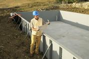 Normes de construction piscine