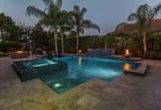 Normes éclairage autour piscine