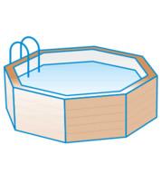 Achat piscine hors sol ou semi-entérée - opter pour le prêt à poser