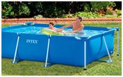 Installation d'une piscine hors sol