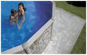 Que mettre sous une piscine hors-sol ?