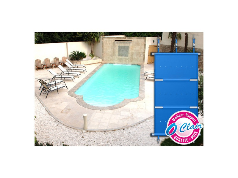 Pool barre plus couverture a barres pour piscine polyester for Piscine coque polyester portugal