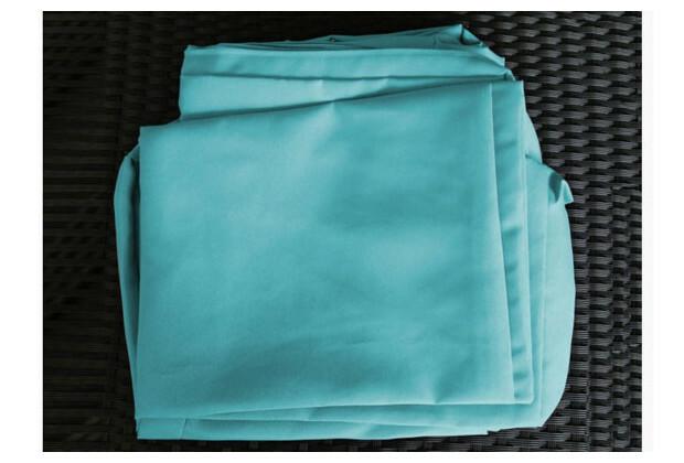 Housse de coussin pour salon de jardin en resine tressee for Piscine coque polyester portugal
