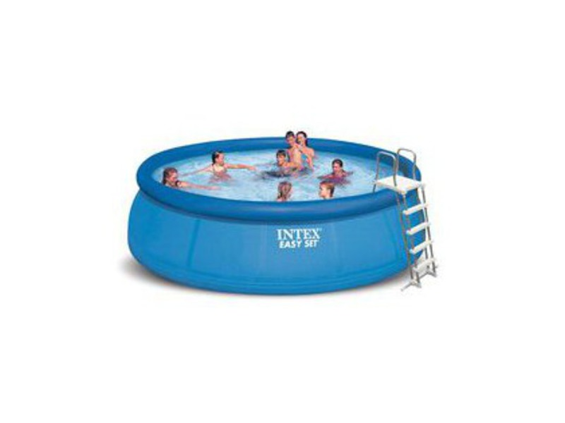 Piscine autoport e easy set par intex au meilleur prix - Pompe pour piscine intex easy set ...