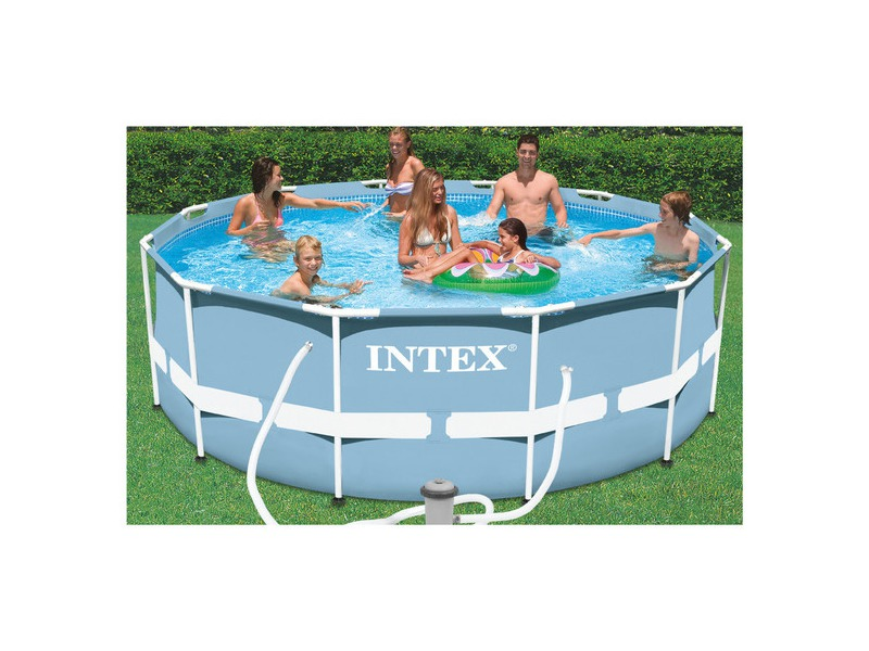 piscine tubulaire intex prism frame piscine center net. Black Bedroom Furniture Sets. Home Design Ideas