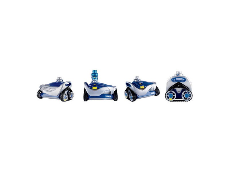 mx6  le robot hydraulique par zodiac