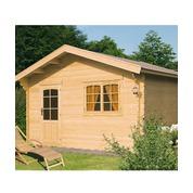 Abri en bois classique de 10 à 20 m²