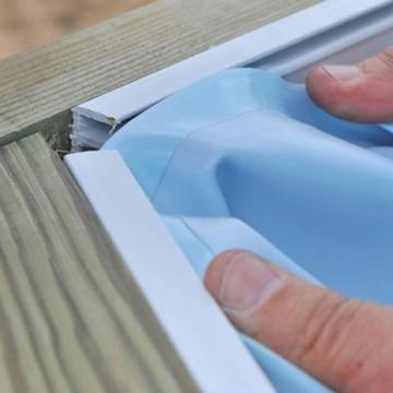 Accessoires liner et liner armé 150 ème pour piscine