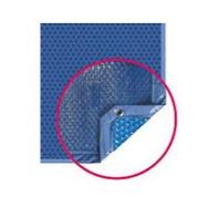 Alliance piscines bâche à bulles bleu solaire 400 microns alliance