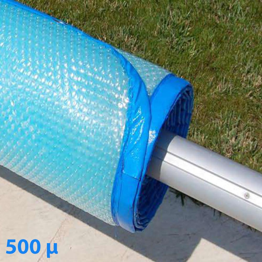 Bâche à bulles prédécoupée standard translucide 500 µ