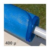 Bâche à bulles prédécoupée standard bleu 400 µ