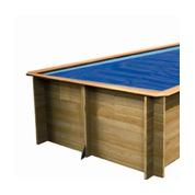 Baches été pour piscine bois original 600 x 420