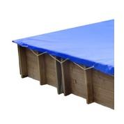 Baches hiver pour piscine bois original 600 x 420