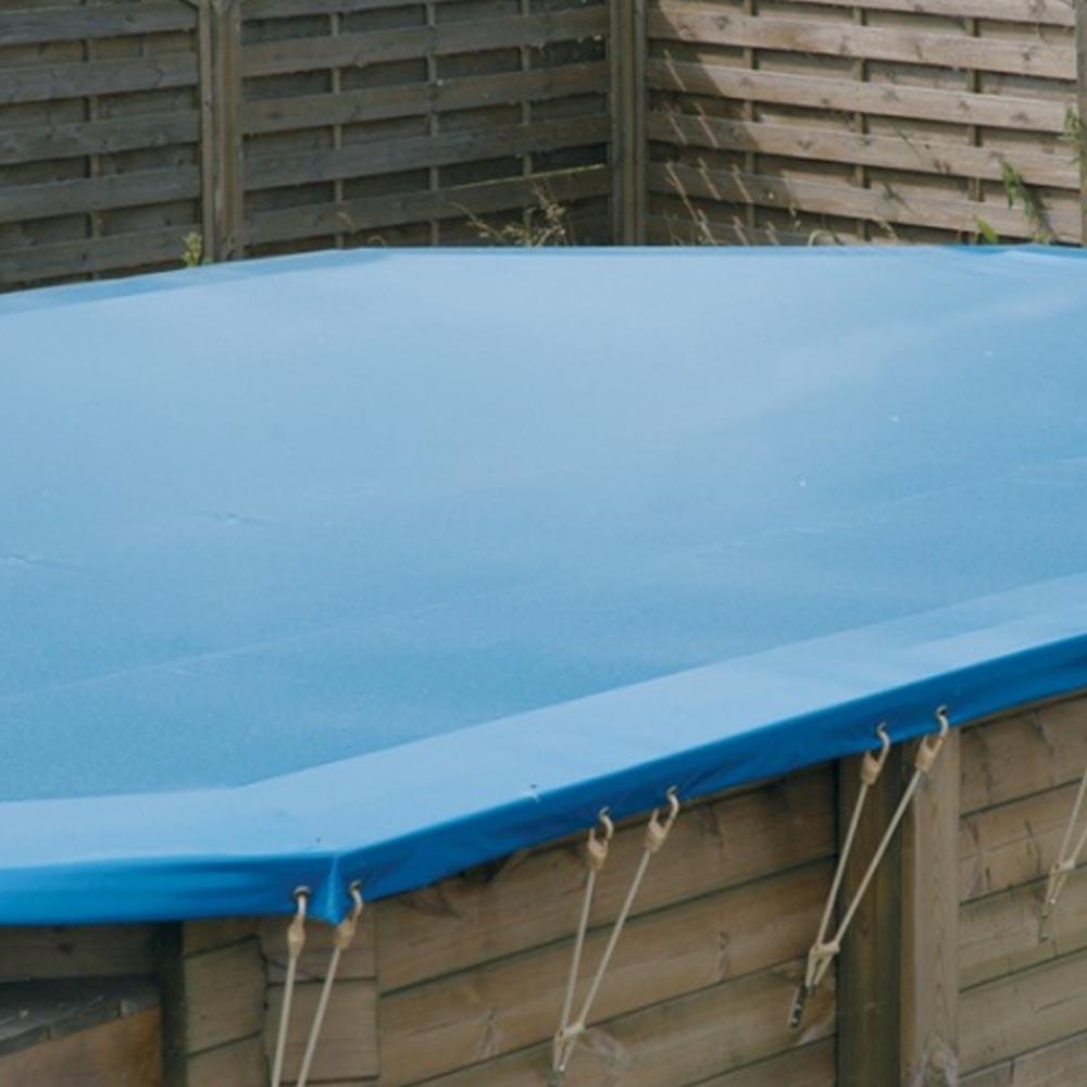 Bâches hiver pour piscine bois original 755 x 456