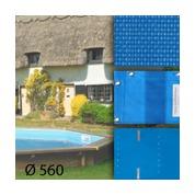 Baches pour piscine bois original 560 x 560