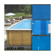 Baches pour piscine bois original 600 x 400