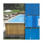 Baches pour piscine bois original 600 x 420