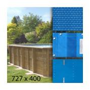 Baches pour piscine bois original 727 x 400
