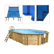 Bâches pour piscine bois Woodfirst Original