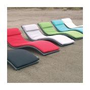 Transat/chaise longue et bain de soleil