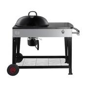 Barbecue extérieur à charbon