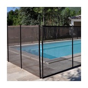 Barri re de protection amovible pour piscine piscine for Barriere beethoven