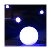 Luminaire ext rieur jardin for Boules lumineuses piscine