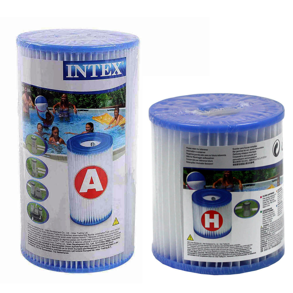 Cartouches de filtration Intex