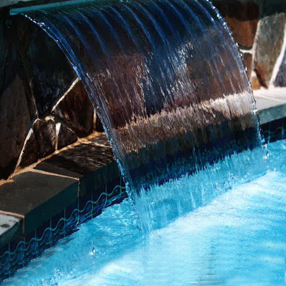 Cascades pour piscine