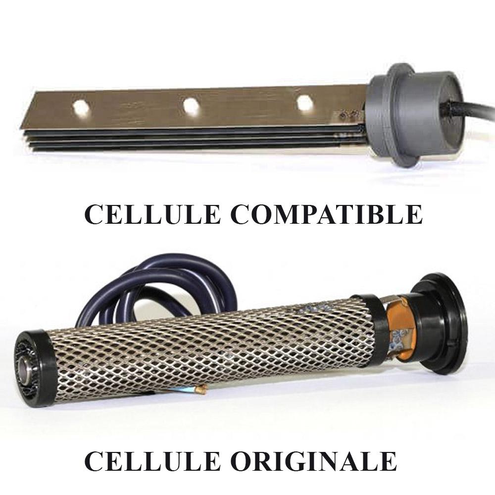 Cellule compatible avec les appareils CHLOROMATIC®