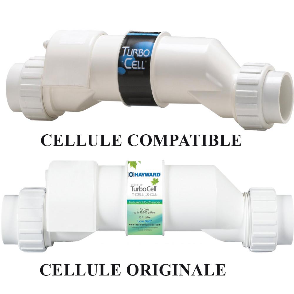 Cellules compatibles avec les appareils HAYWARD®