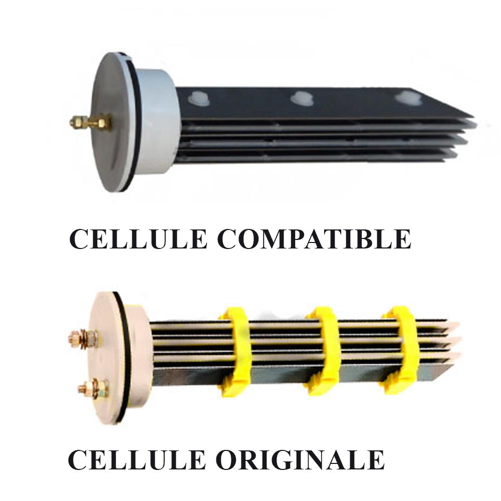 Cellules compatibles avec les appareils PACIFIC SEL®