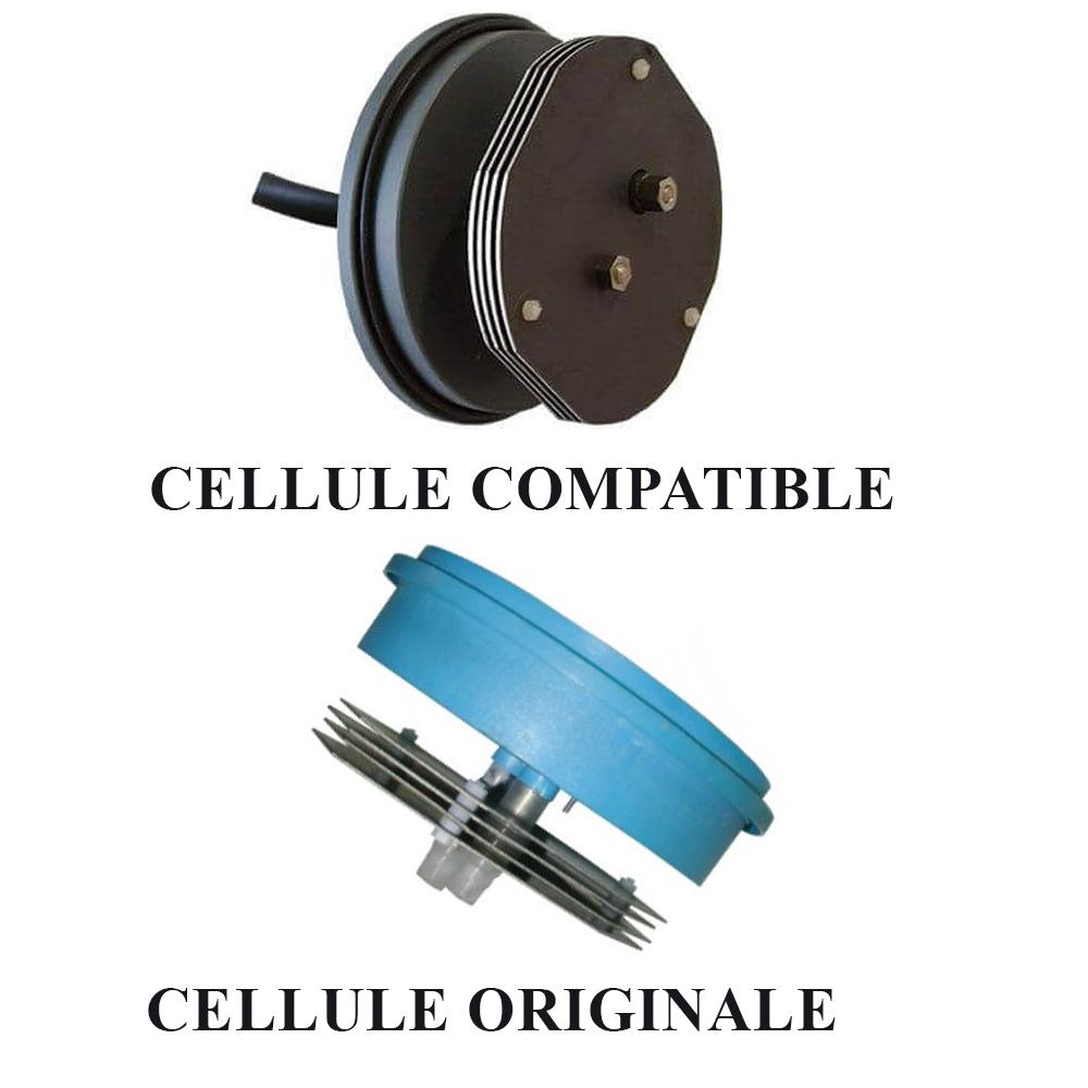 Cellules compatibles avec les appareils POOLMAID®