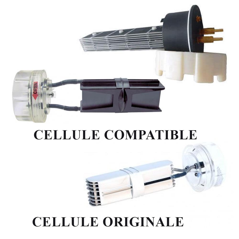 Cellules compatibles avec les appareils PROMATIC ESC®