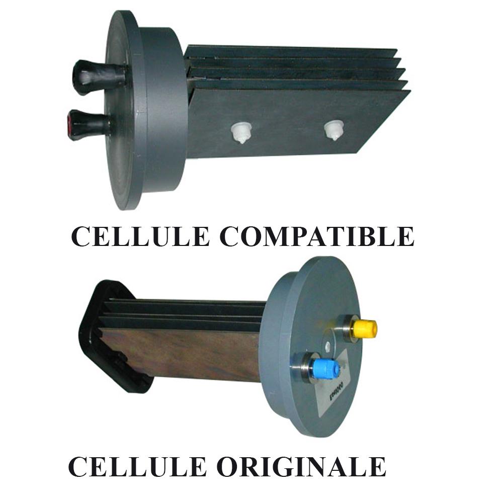 Cellules compatibles avec les appareils SYSTEM 7®
