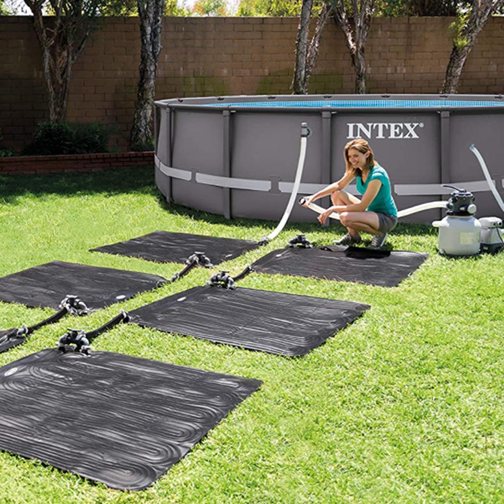 Chauffage piscine hors-sol Intex
