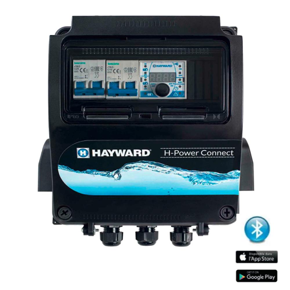Coffret électrique Hayward H-Power Connect