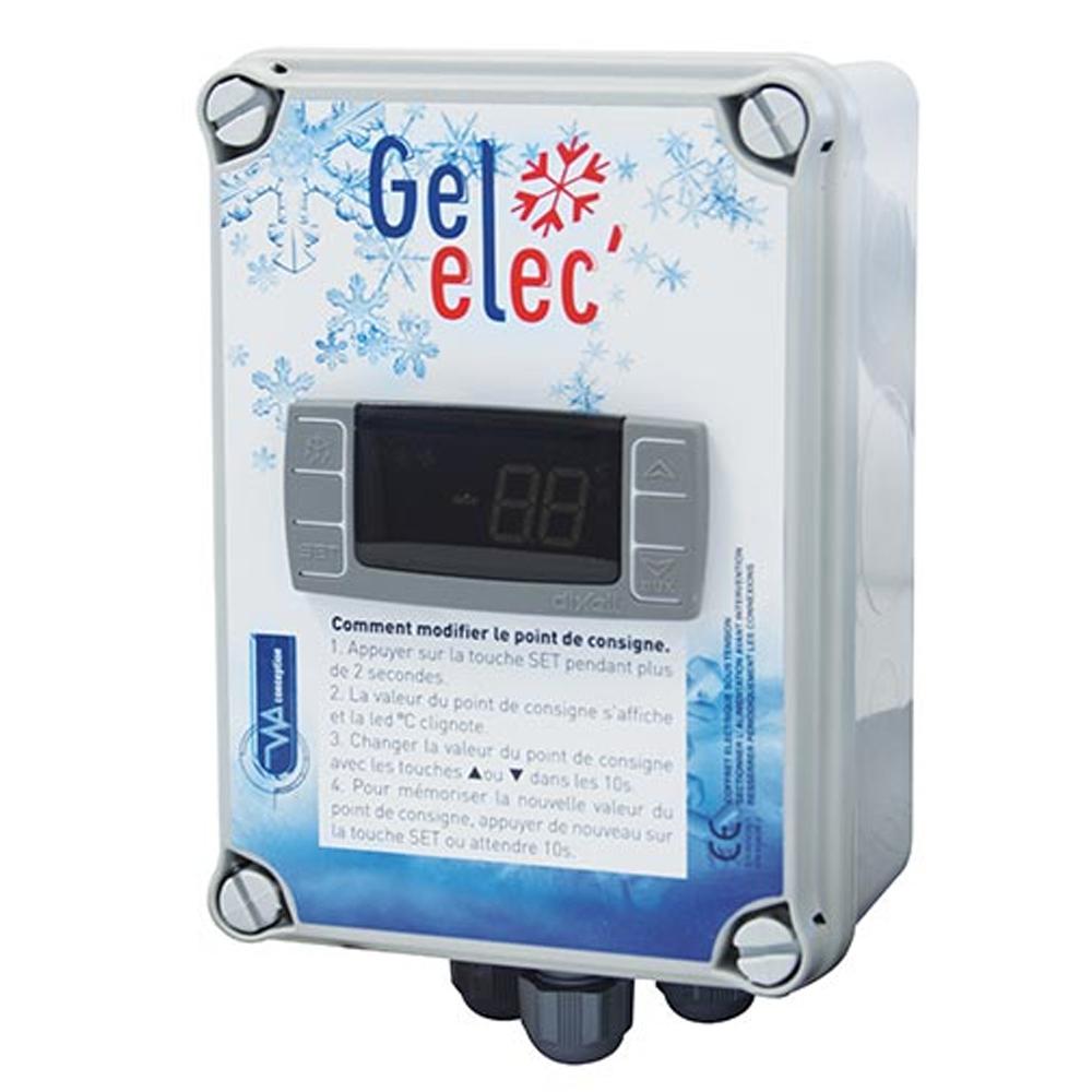 Coffret électrique hors-gel