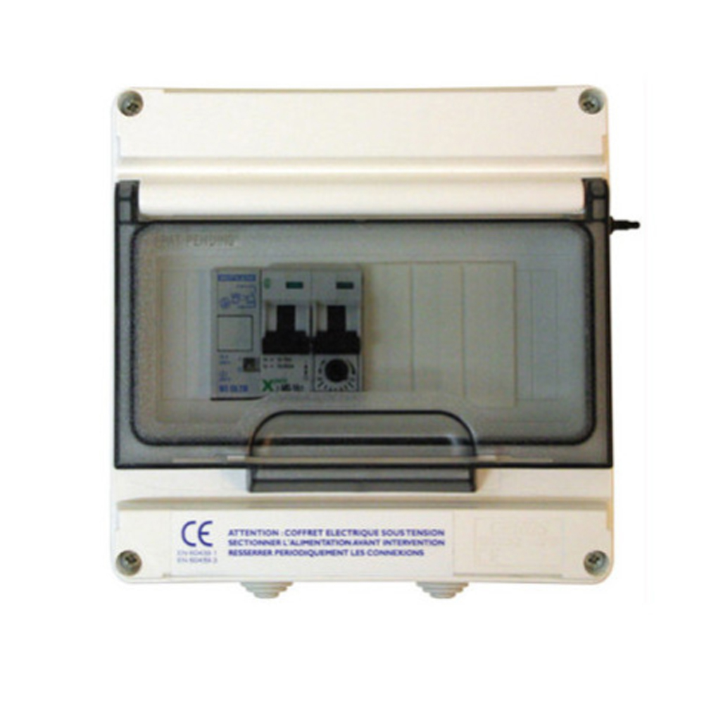 Coffret électrique pour NCC