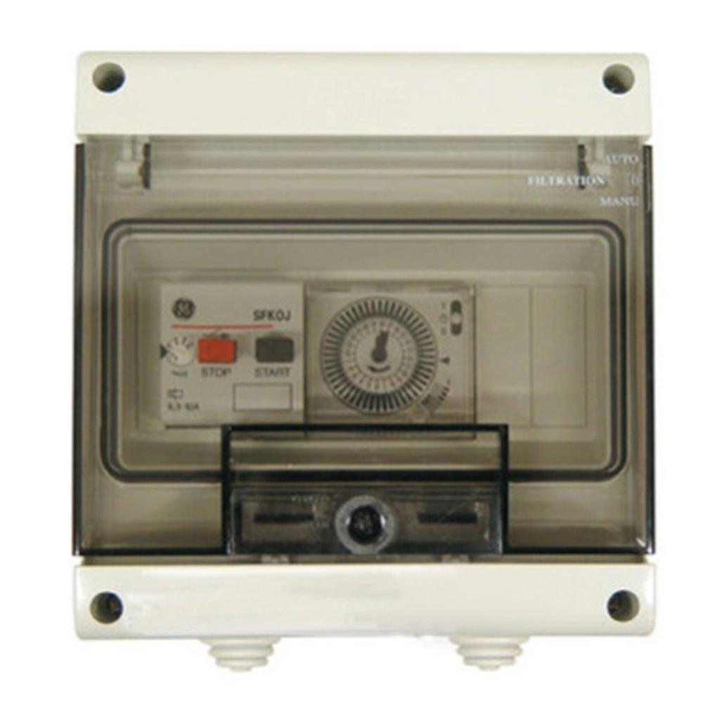 Coffret filtration ou surpresseur