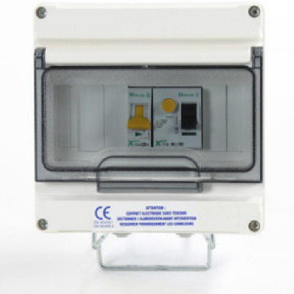 Disjoncteur différentiel 30 mA