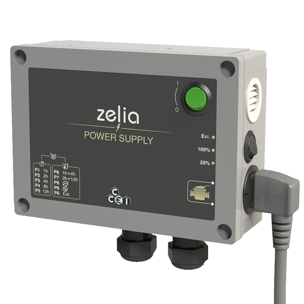 Electrolyseur Zelia pour piscines