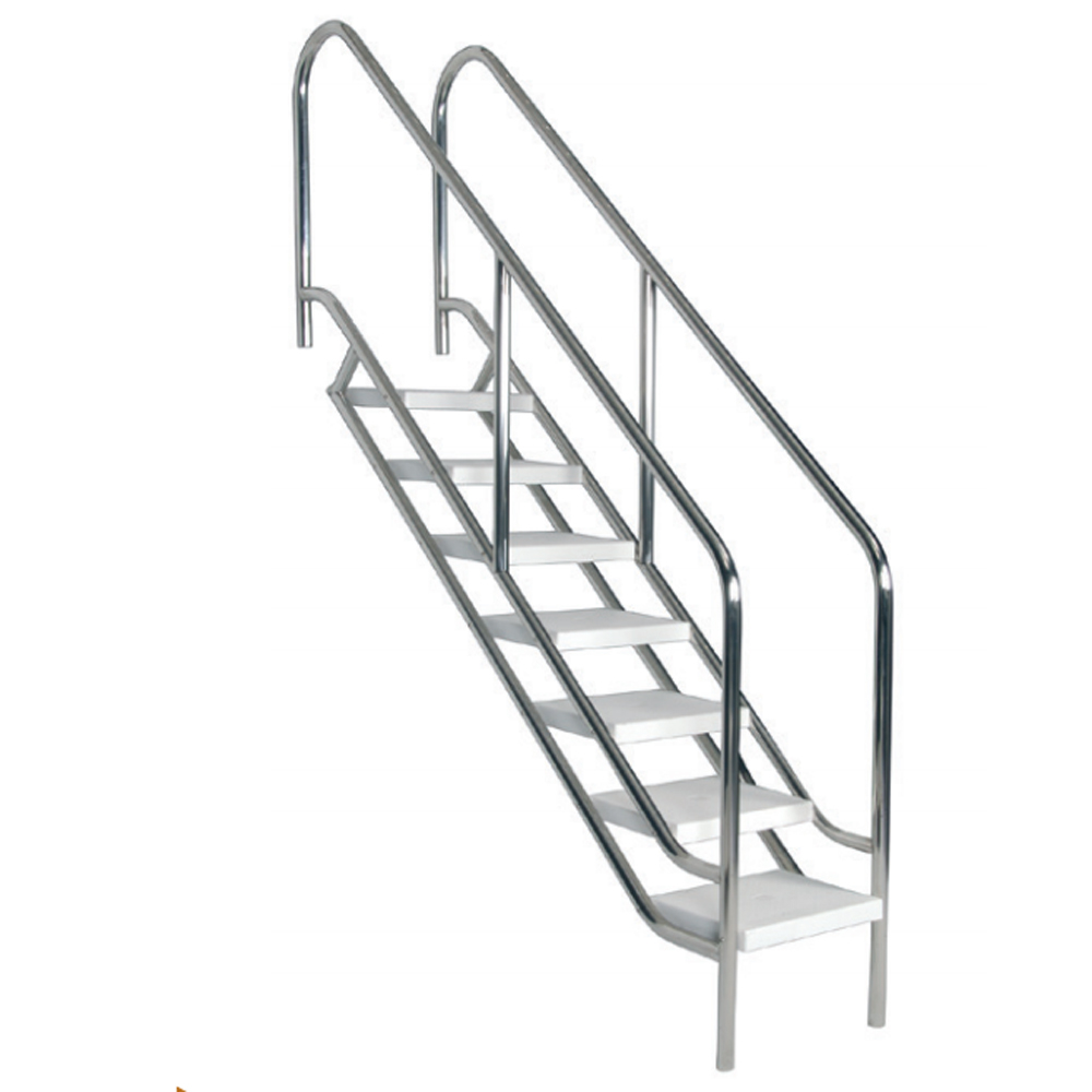 Escalier de sécurité pour piscine