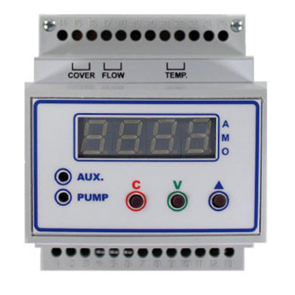Gestion de la filtration et de l'electrolyseur