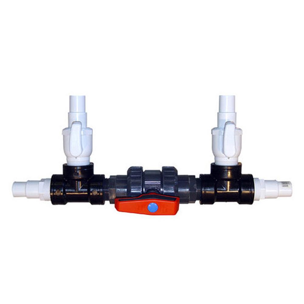 kit By-pass filtration Ø32/38 mm