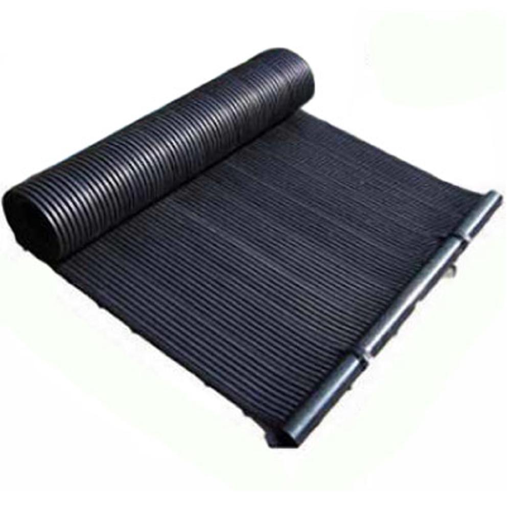 Radiateur solaire portatif for Chauffage piscine portable