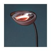 Lampadaire à infrarouge d'extérieur