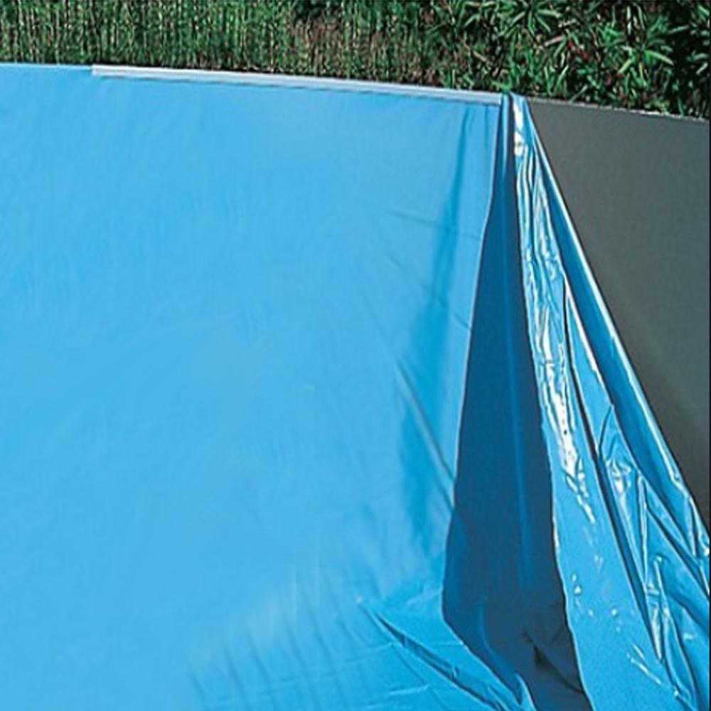 Liner Overlap 45/100 ème bleu uni